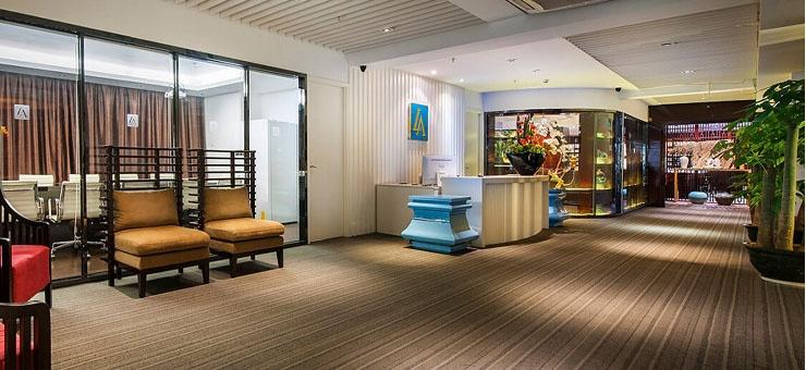 天津酒店设计公司 酒店室内设计、酒店软装配饰 一站式效劳渠道