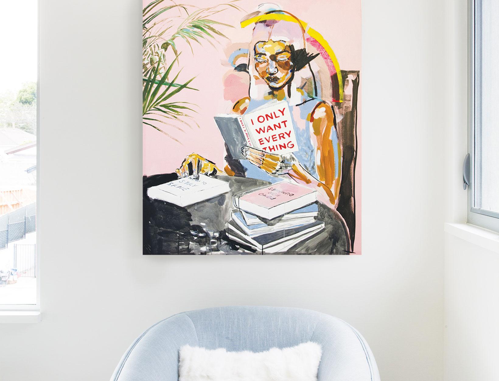 艺术策展人对家居艺术展示的建议