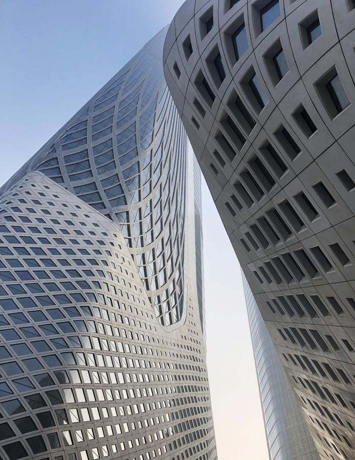 南京世界青年文化中心建筑设计