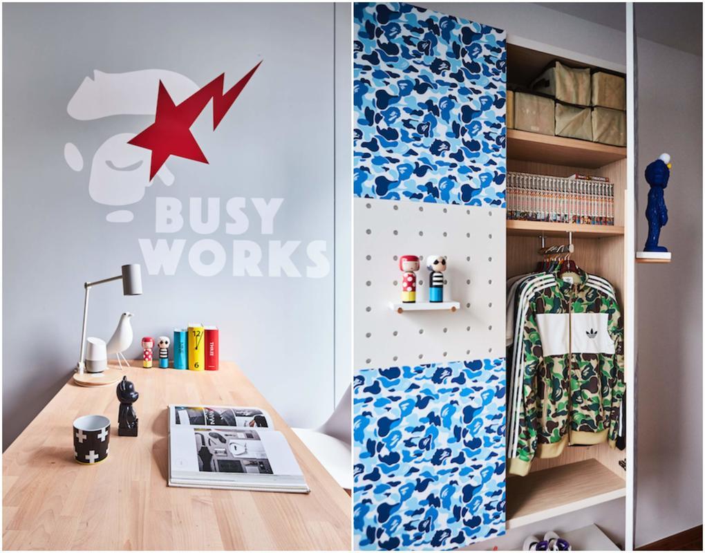 设计学习区或家庭办公室的10种方法
