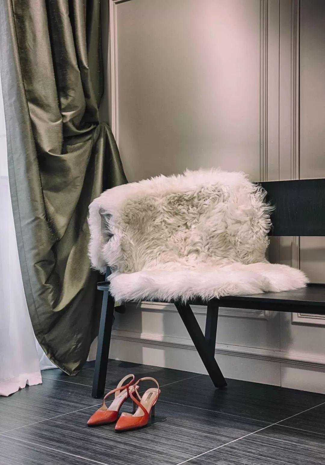 150平轻奢高雅宅 超大衣帽间 细节处处冷艳