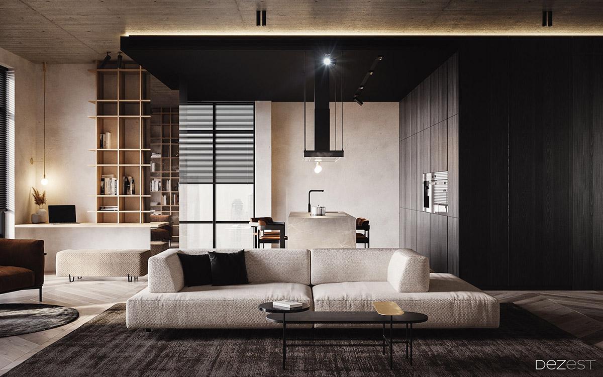 黑暗、温暖与Weling公寓