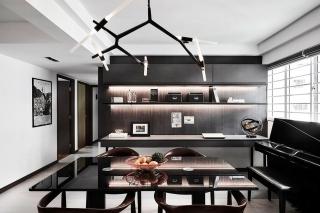 房屋旅游:Hougang转售HDB公寓的时尚与现代更新