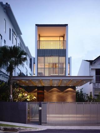房屋旅游:6个美丽的家园在Simei受到启发