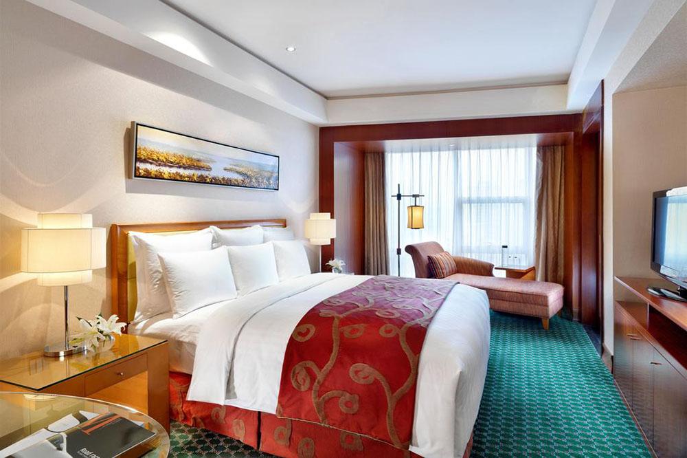 四星级酒店设计怎么表现空间感?