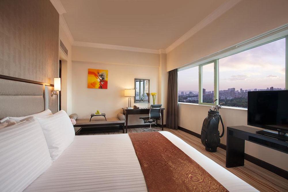 四星级酒店设计怎么做才干更出彩?