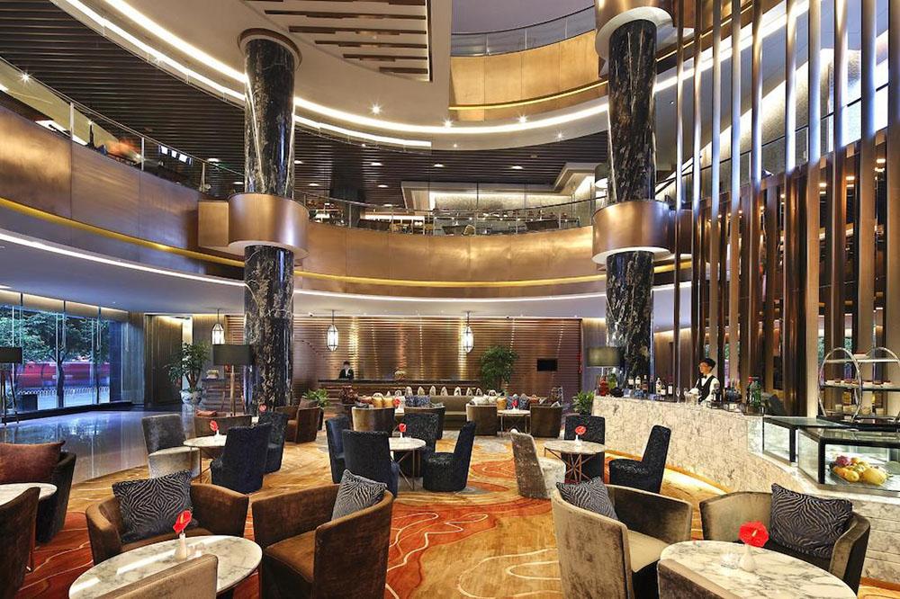 武汉五星级酒店设计公司