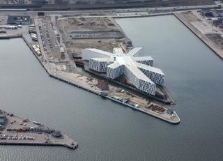 丹麦联合国城办公中心大楼建筑设计