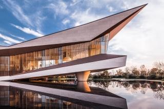 武汉朗廷元著生活方式体会馆建筑设计