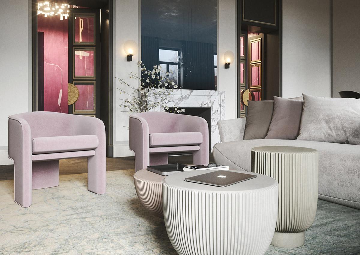 现代优雅的家居装饰