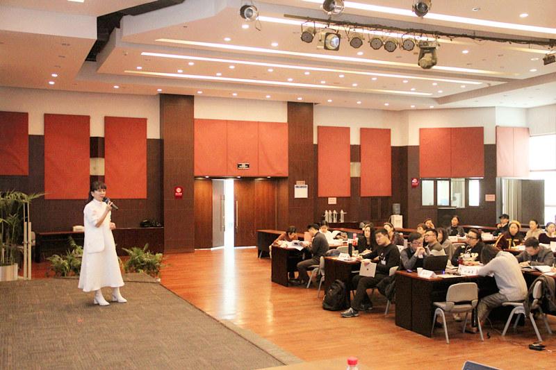 时代创新携手未来恭贺14期国际软装培训班新班开班