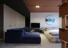 3个漂亮的小公寓装饰、布局