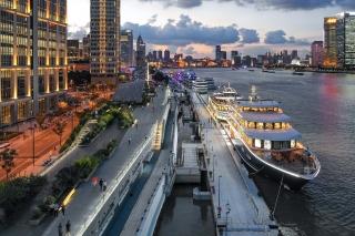 上海外滩公共景观改造设计 | HMD