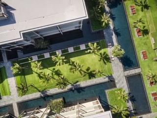 普吉岛Baan Mai Khao公寓区景观设计 | Shma