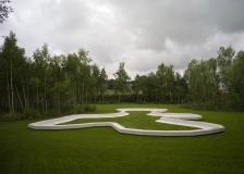 法国étangs Gobert花园家具装置设计 _ Inessa Hansch Architecte