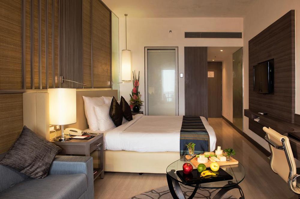 眉山度假酒店设计