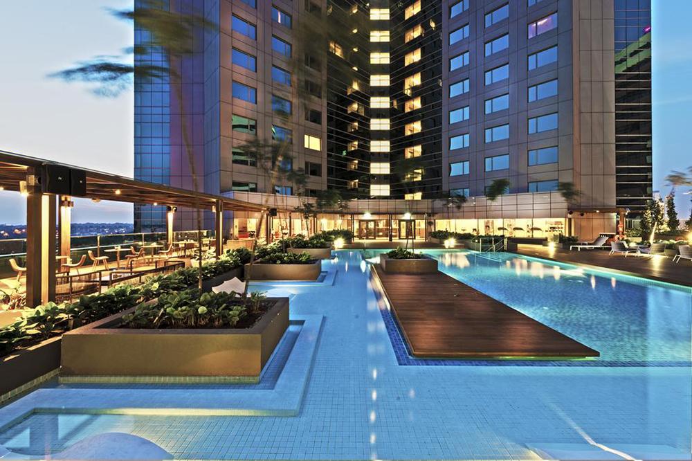 山东四星级酒店设计怎么做