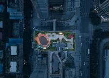 重庆·颐年公寓屋顶康复花园