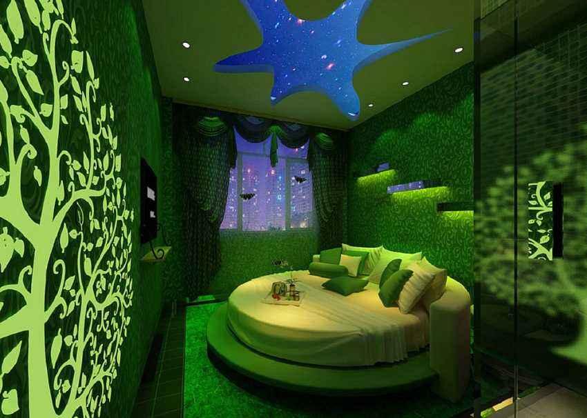 桂林主题酒店设计的时尚感打造