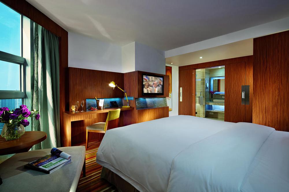 石家庄商务酒店设计要提供夜床服务