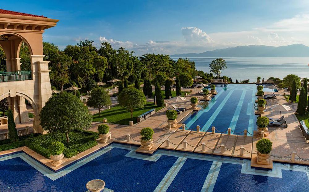 杭州度假酒店设计外观设计要点