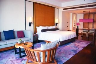 简阳主题酒店设计之主题客房设计