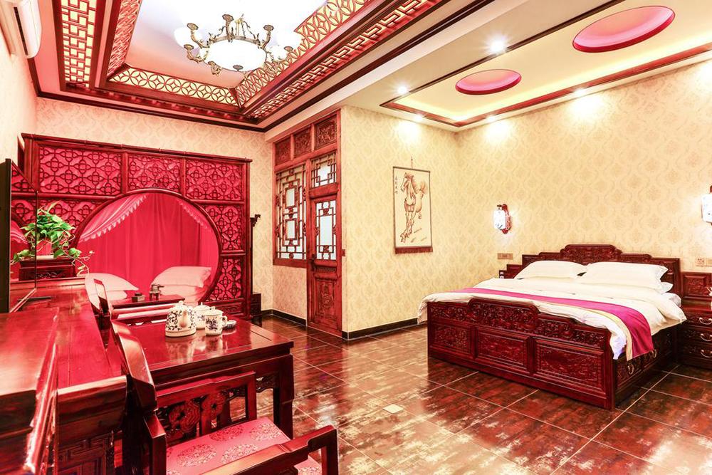 常规主题酒店客房设计