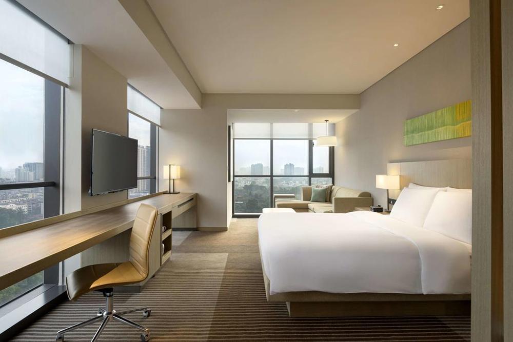 绵阳商务酒店设计房型比例