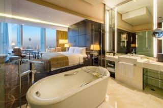 江苏五星级酒店设计之早餐厅