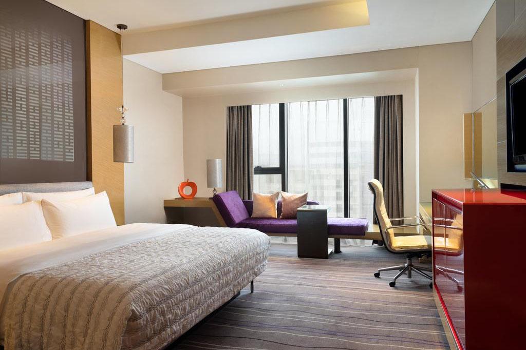 简阳四星级酒店设计中的资产闲置