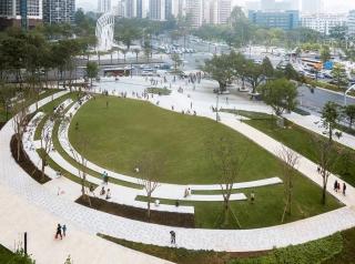 宝安中心区四季公园景观设计