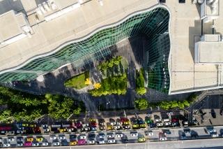 泰国FYI中心景观设计