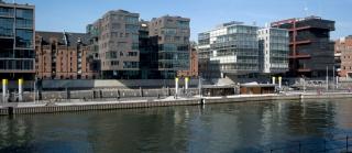 德国Hafencity的滨水城市公共空间景观设计