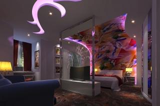 盐城主题酒店设计如何创新