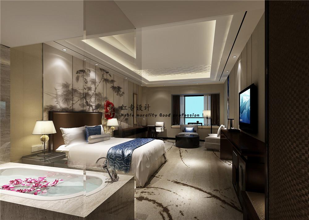 乐山商务酒店设计之氛围营造