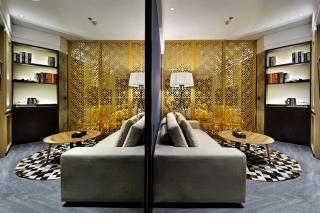 主题酒店设计卫生间打造