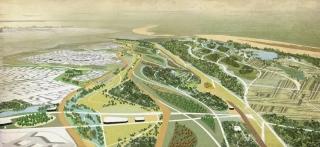 济南黄河国家湿地公园规划方案景观设计