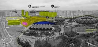 深圳世茂深港国际中心景观设计