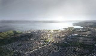 南旧金山弹性景观设计:汇集与连接