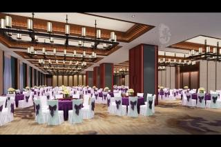 星级酒店设计体验店植入