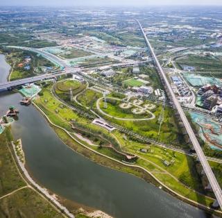 西安沣河(文教园段)湿地生态公园景观设计