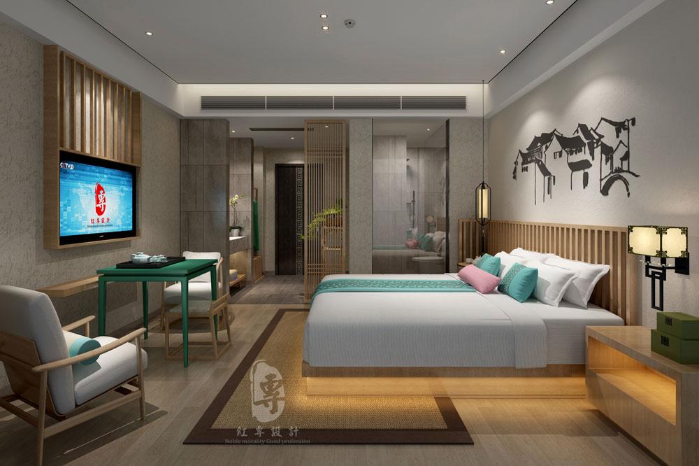 度假酒店设计酒店入住率问题