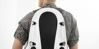 Joonas Saaranen超炫酷立体声背包设计