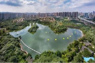 彩云湖国家湿地公园