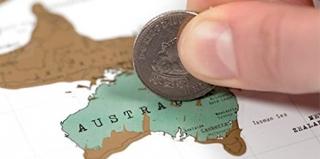 可以轻松做标记的世界地图,旅行出游必备!