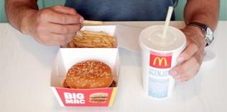 Rob Bye 设计的高效麦当劳包装,居然能装这么多东西