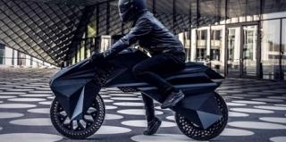 世界第一辆3D打印功能摩托车,简直酷毙了!