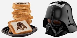 星战迷福利:达斯·维达烤面包机设计