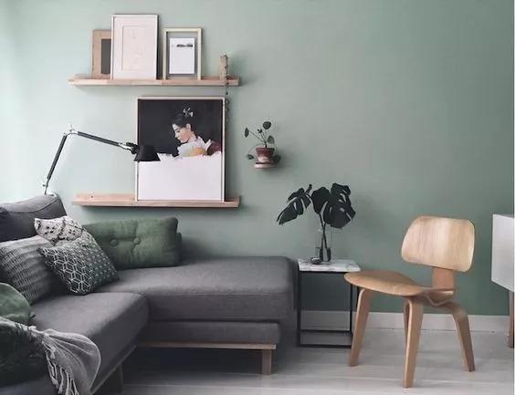 【乳胶漆刷墙】除了白墙还能怎么玩儿?