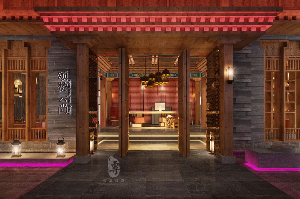 度假酒店设计房型设置